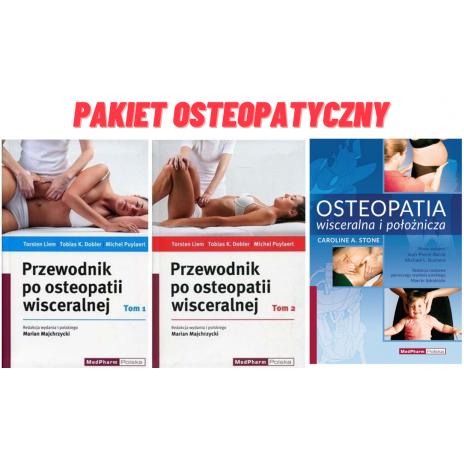 Przedsprzedaż: Pakiet osteopatyczny