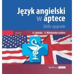 Język angielski a aptece. Skills upgrade.