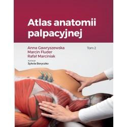 ATLAS ANATOMII PALPACYJNEJ, TOM II