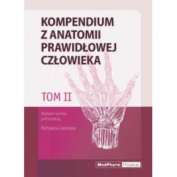 Kompendium z anatomii prawidłowej człowieka. Tom II
