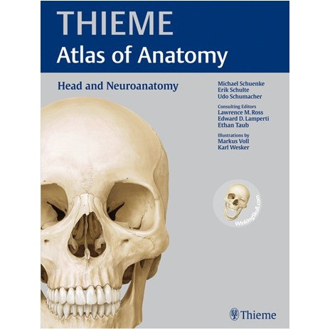PROMETHEUS - Thieme Atlas of Anatomy vol. III Head and Neuroanatomy