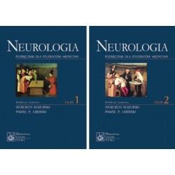 Neurologia. Podręcznik dla studentów medycyny. Tom 1 i Tom 2