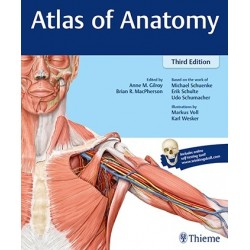 Gilroy 3.ed. Atlas of Anatomy