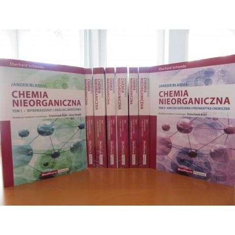 Chemia nieorganiczna TI, T II - Komplet